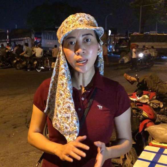 Reporters receive death threat over investigation into protection racket at Hanoi market