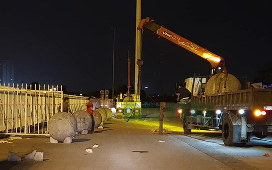 'Bad luck' stones to remain away from Hanoi stadium until after ASEAN final to retain 'feng shui effects'