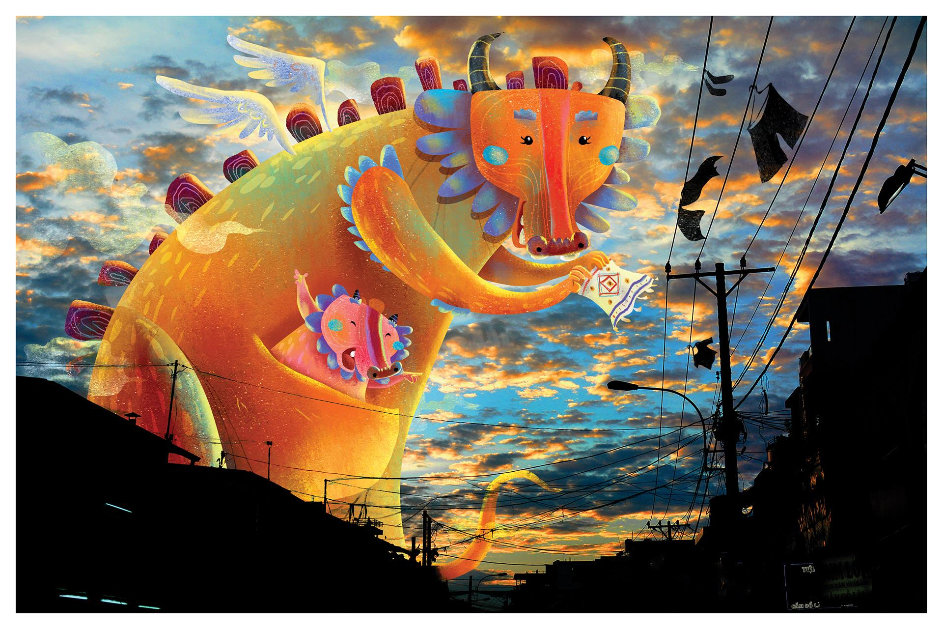 Vietnamese artists win Southeast Asian illustration award