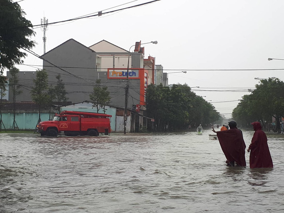 Errors in urban planning to blame for unprecedented inundation in Da Nang