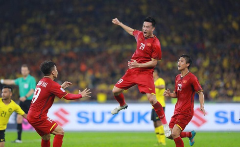 Vietnam held to 2-2 draw by Malaysia in AFF Championship final thriller