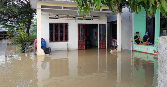 Vietnamese province evacuates 150 households as dam failure looms large