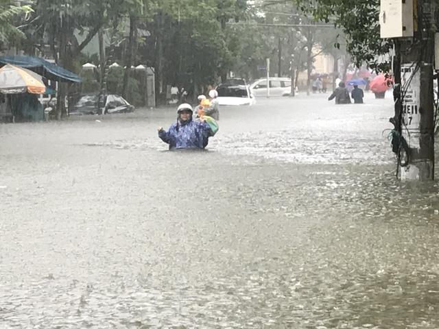 A strange winter in central Vietnam