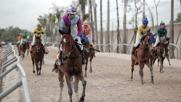 $430mn horse racing track to open by 2021 in Hanoi