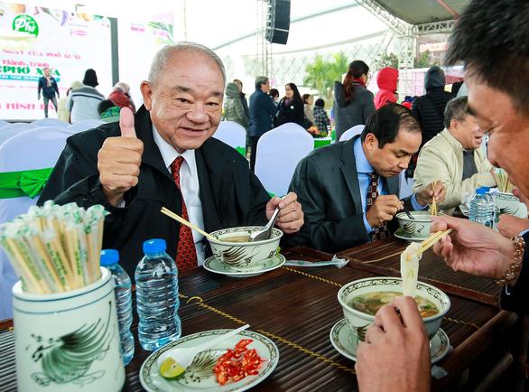 Kajiwara Junichi, general director of Acecook Vietnam. Photo: Nam Tran / Tuoi Tre