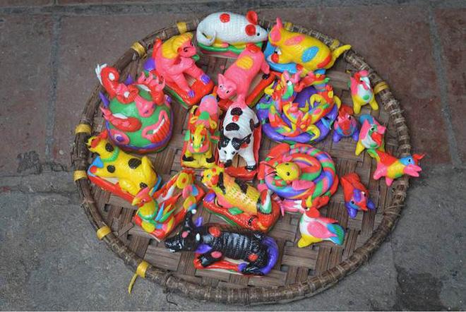 Figurines of the twelve Zodiac animals