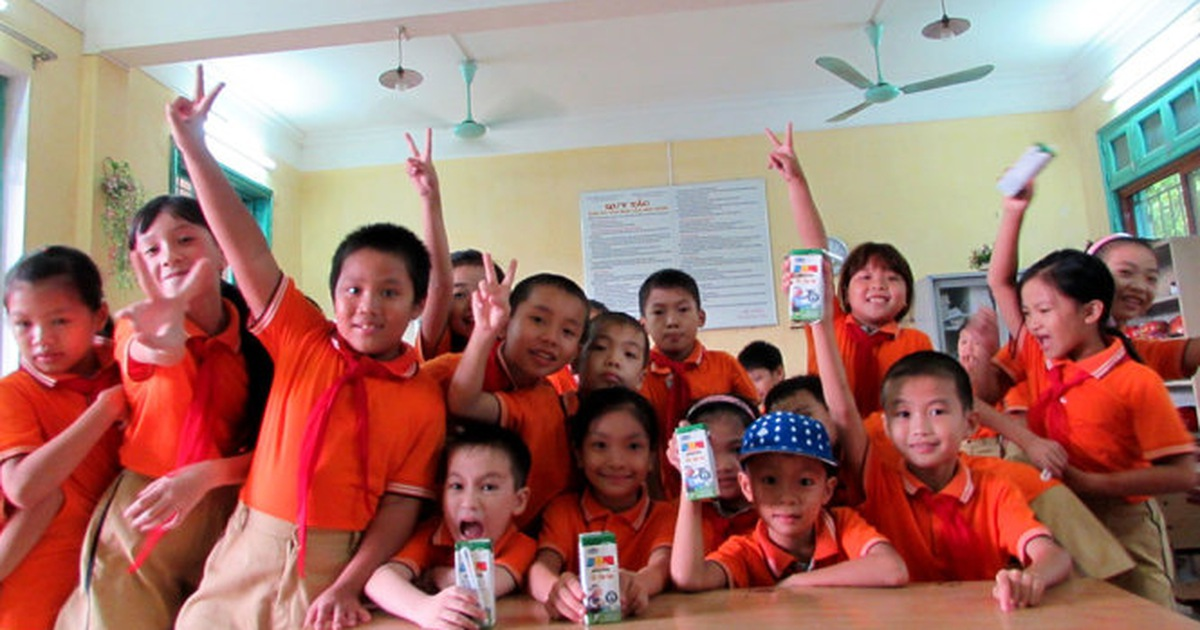 Hanoi to start $163mn school milk program next year