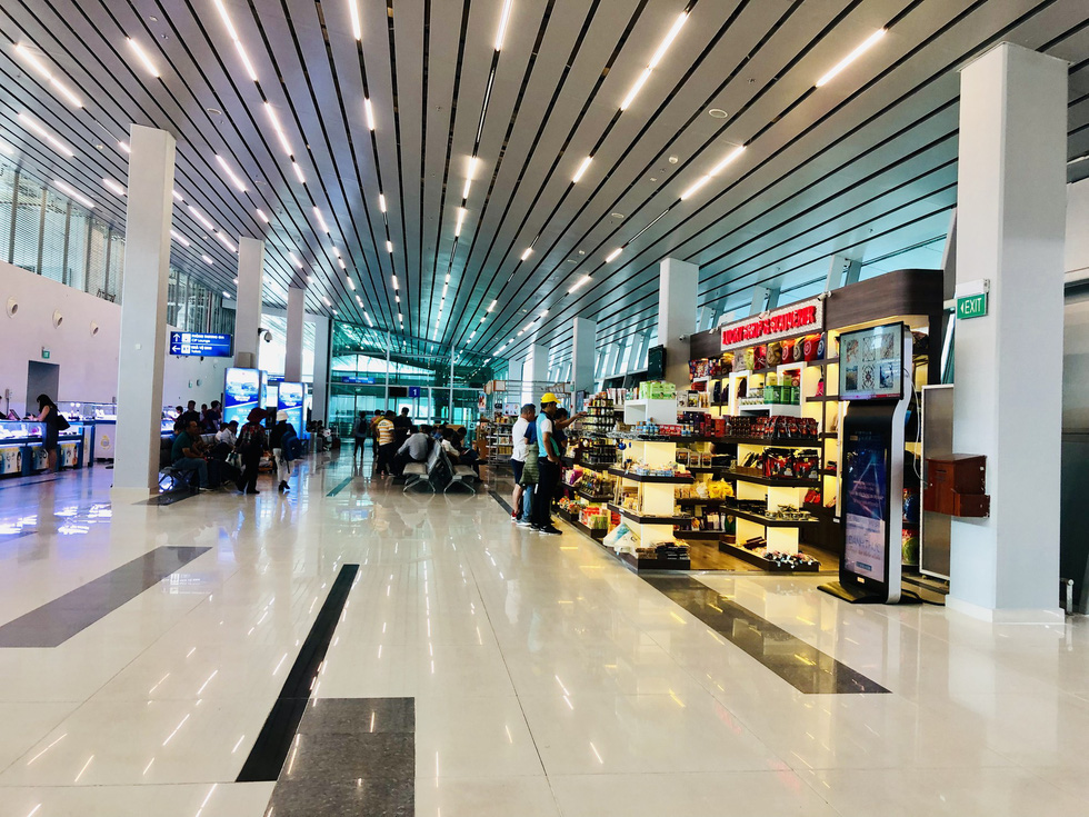 $43mn terminal expansion put into operation at Phu Quoc International Airport