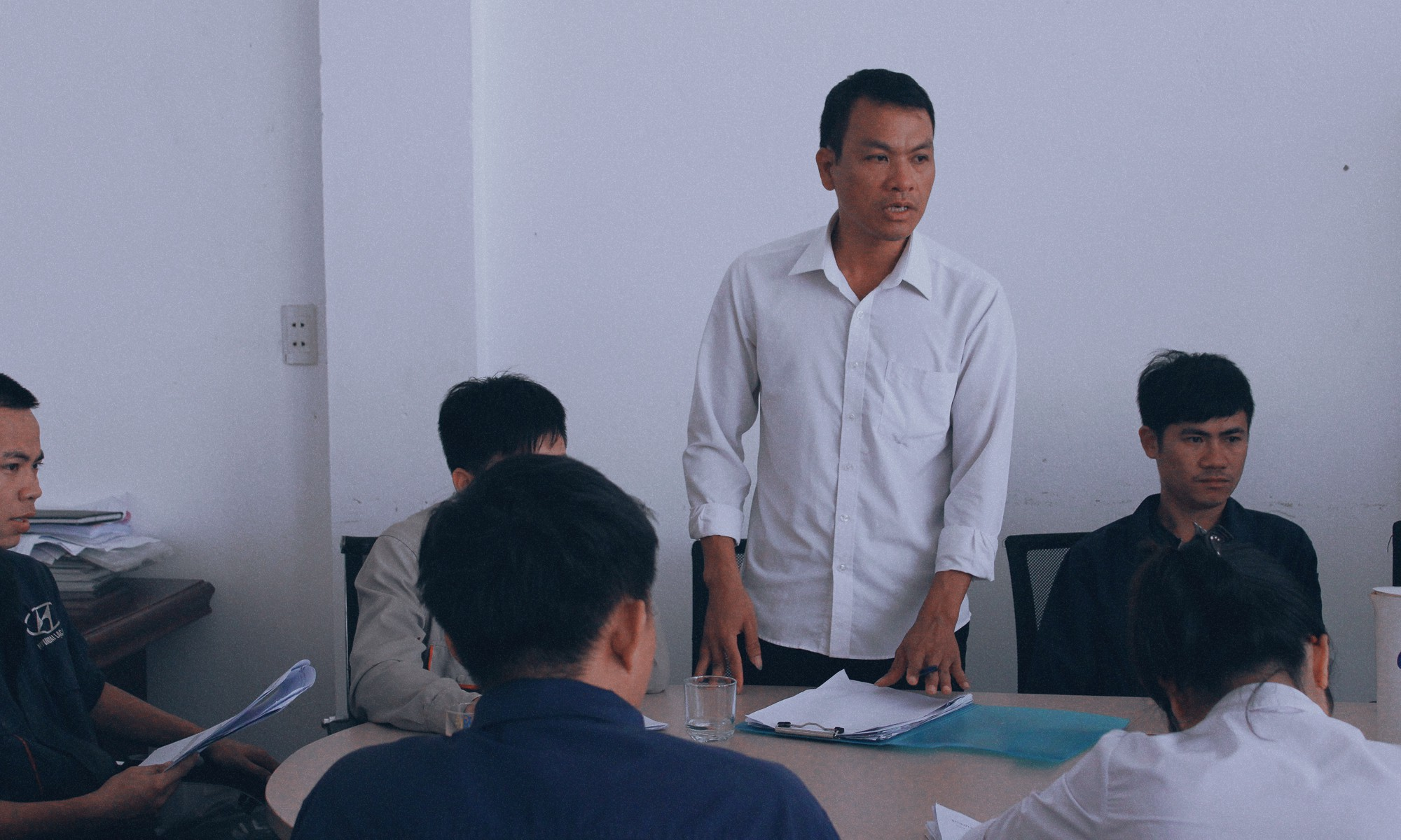 In Vietnam, death-row prisoner turns over new leaf
