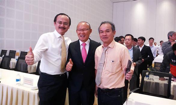Doan Nguyen Duc the quiet hero of Vietnam's football
