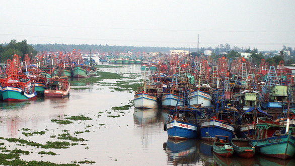 Vietnamese fishing ground running out of fish