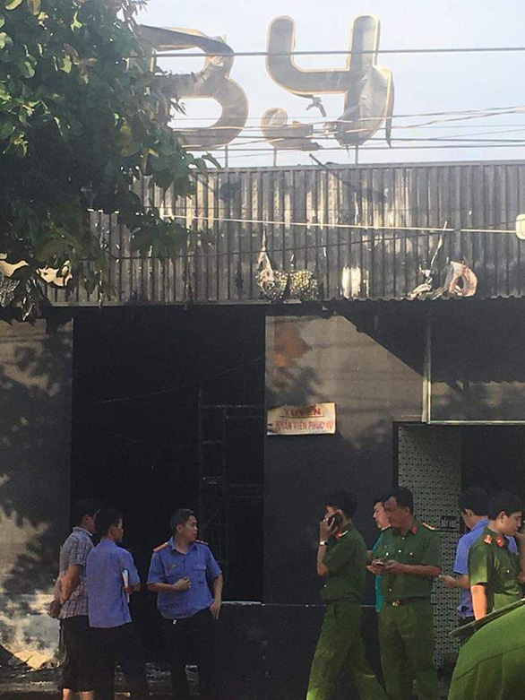 Fire kills six at eatery in southern Vietnam