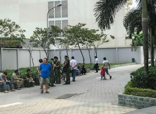 5-yo girl dies after falling from ninth floor of apartment in Ho Chi Minh City