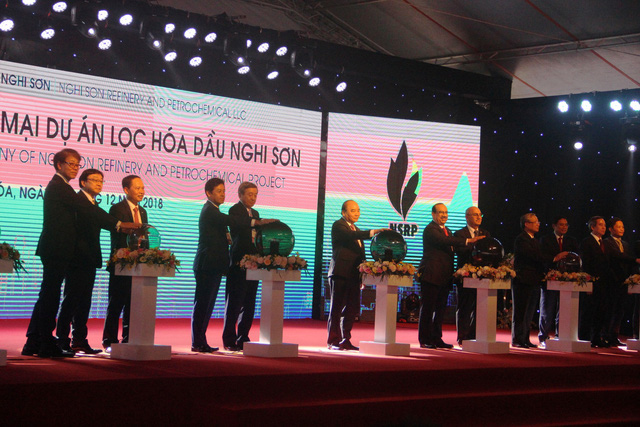 Vietnam's largest refinery-petrochemical plant begins commercial operation