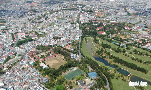 Authorities unveil plan to turn Da Lat into smart city