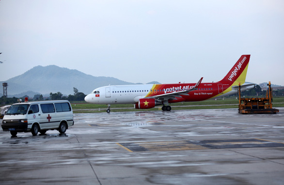 Vietjet flight denied take-off over technical warning in third incident in two days