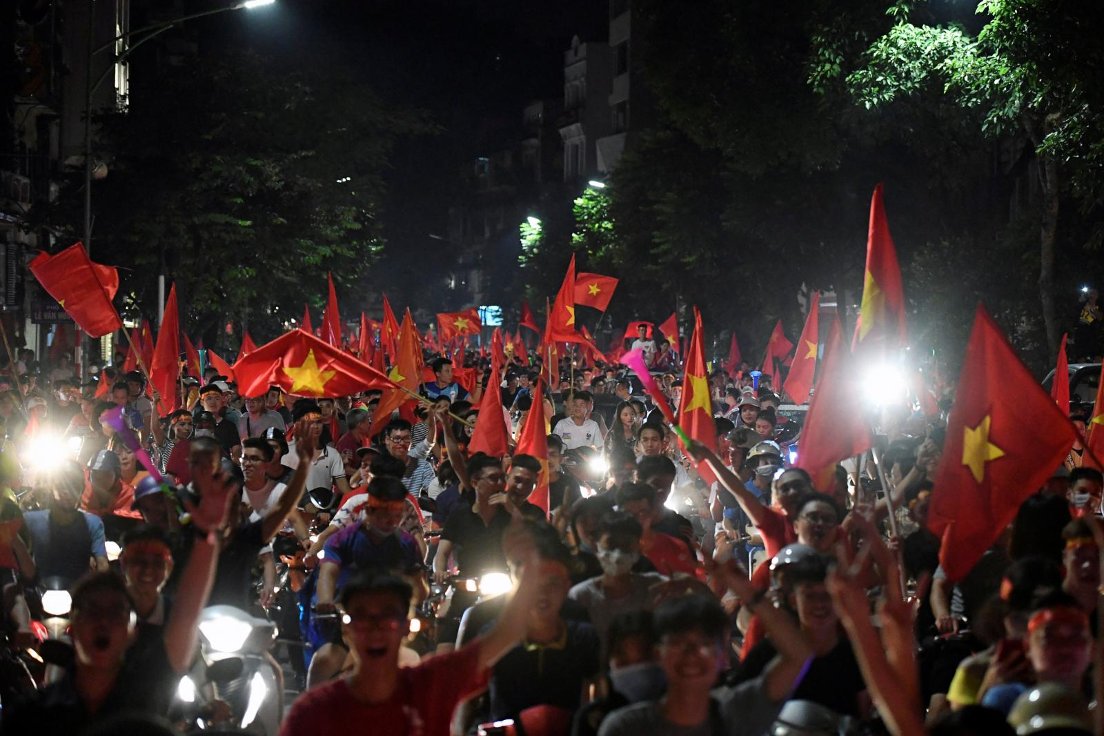 Factbox - Vietnam at the Asian Cup