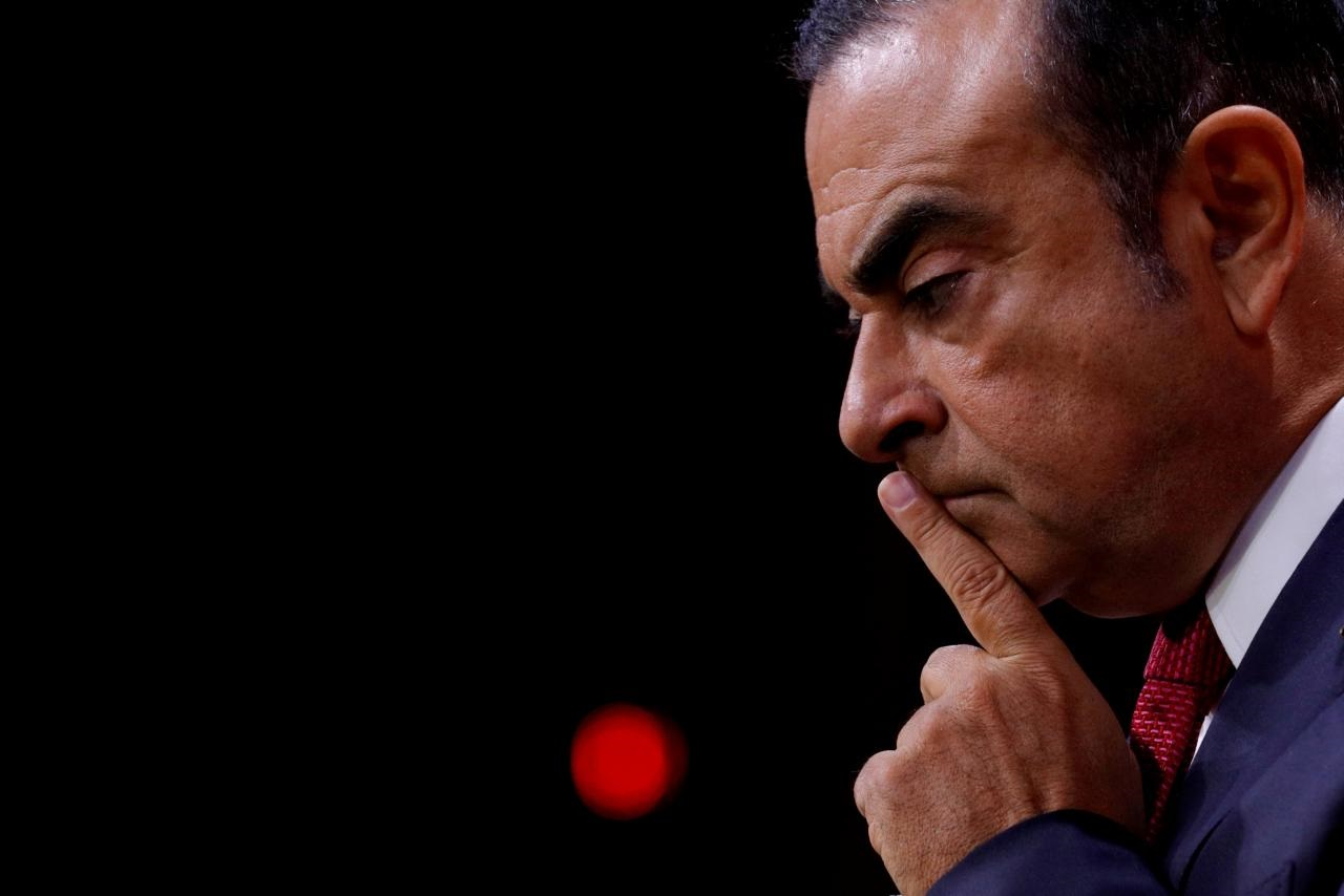 Tokyo court extends detention of Nissan's Ghosn by 10 days: TV Asahi