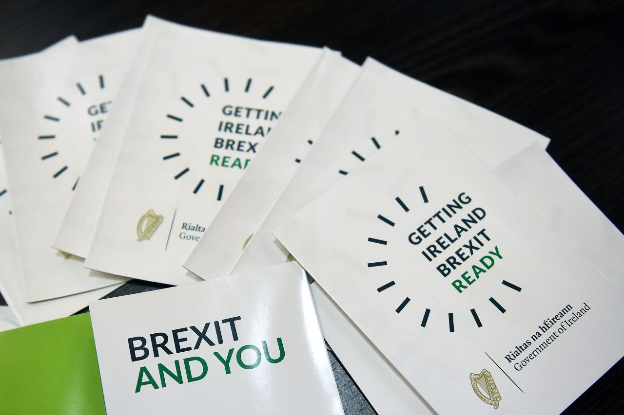 Brexit sends Britons seeking Irish passports up 22 percent in 2018