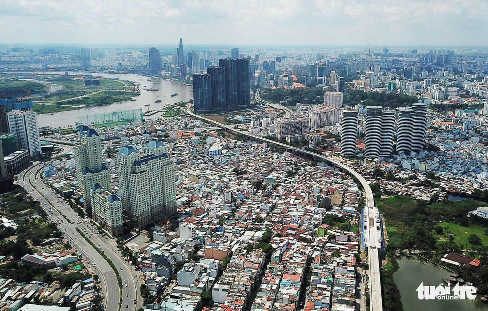 Construction of the Ben Thanh-Suoi Tien metro line in Ho Chi Minh City has stalled because of a shortage of funds.