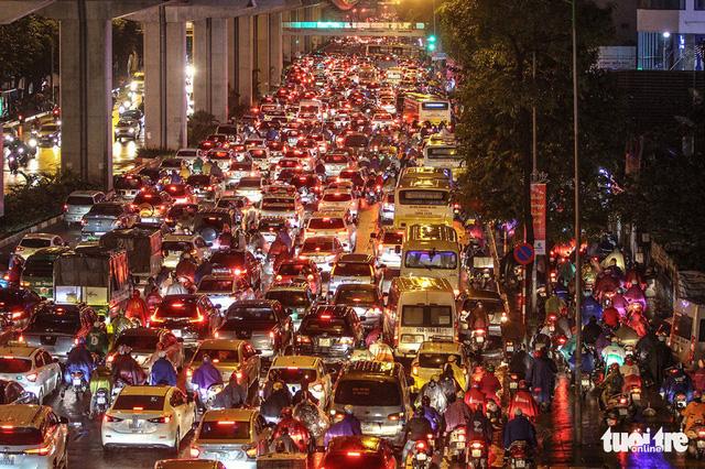 81 die in road accidents during last three days of 2018 in Vietnam