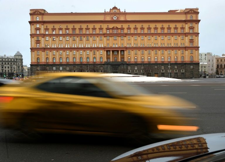 Russia detains U.S. citizen in Moscow for suspected spying