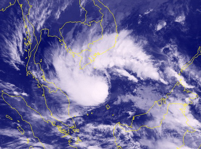 First tropical storm of 2019 threatens southern Vietnam