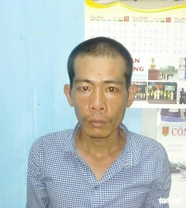Ho Chi Minh City police capture Mekong prison escapee