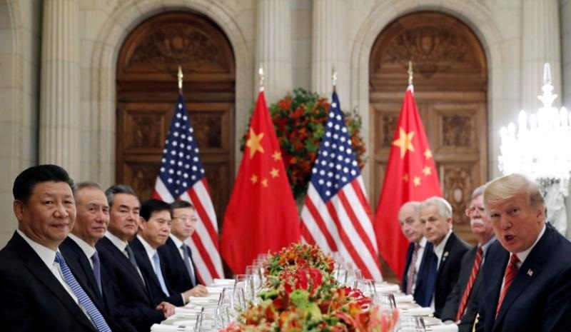 China, U.S. want to work together on trade: foreign ministry