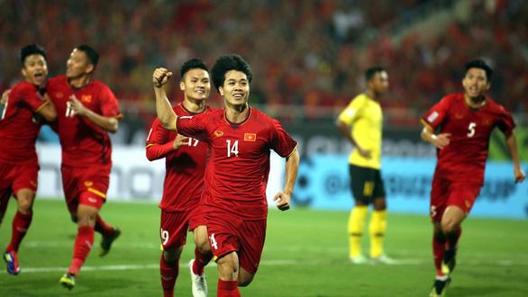 ФИФА поздравляет Вьетнам с непобедимой серией из 18 игр в преддверии открытия Кубка Азии