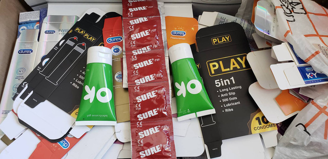 Establishment making fake condoms, lubes busted in Ho Chi Minh City