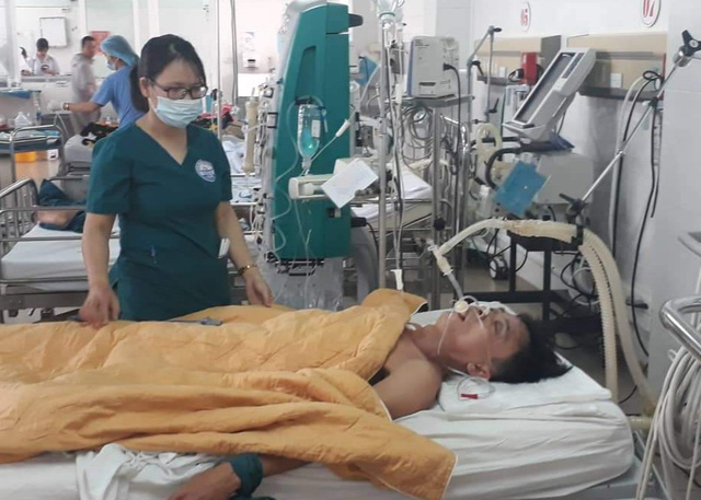 Vietnamese doctors use beer to save patient from alcohol poisoning