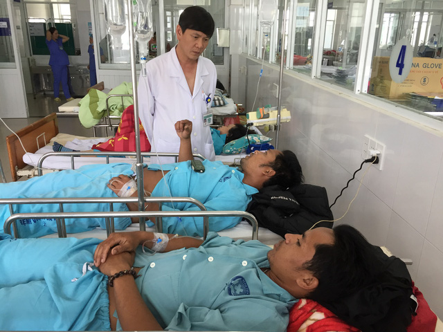 Three Vietnamese poisoned from wine with methanol content 1,000x over legal limit