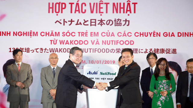 Japanese food, beverage giant Asahi sets up Vietnam-based joint venture
