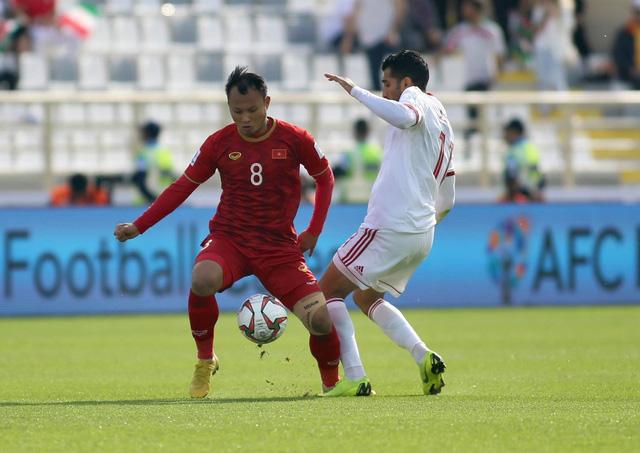 No magic as Vietnam lose 0-2 to Iran at 2019 Asian Cup