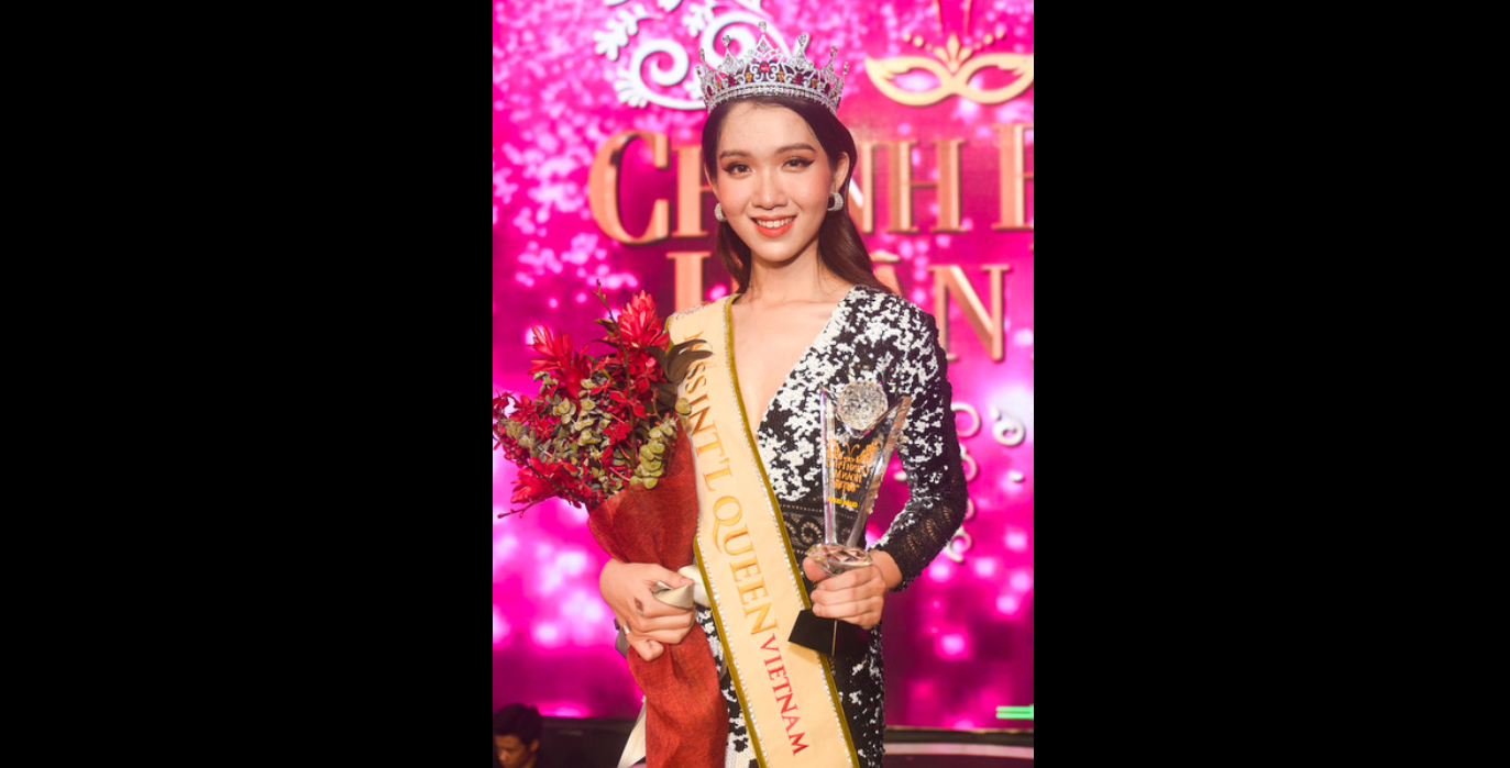 23-year-old student wins Vietnam's transgender beauty pageant
