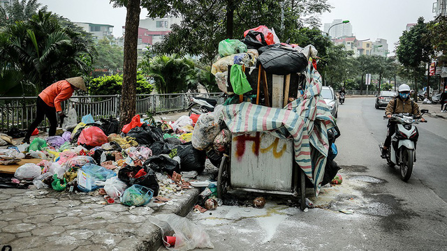 Hanoi to relocate residents affected by pollution from waste treatment plant