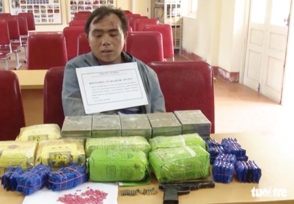 Vietnamese teacher sentenced to death for drug trafficking