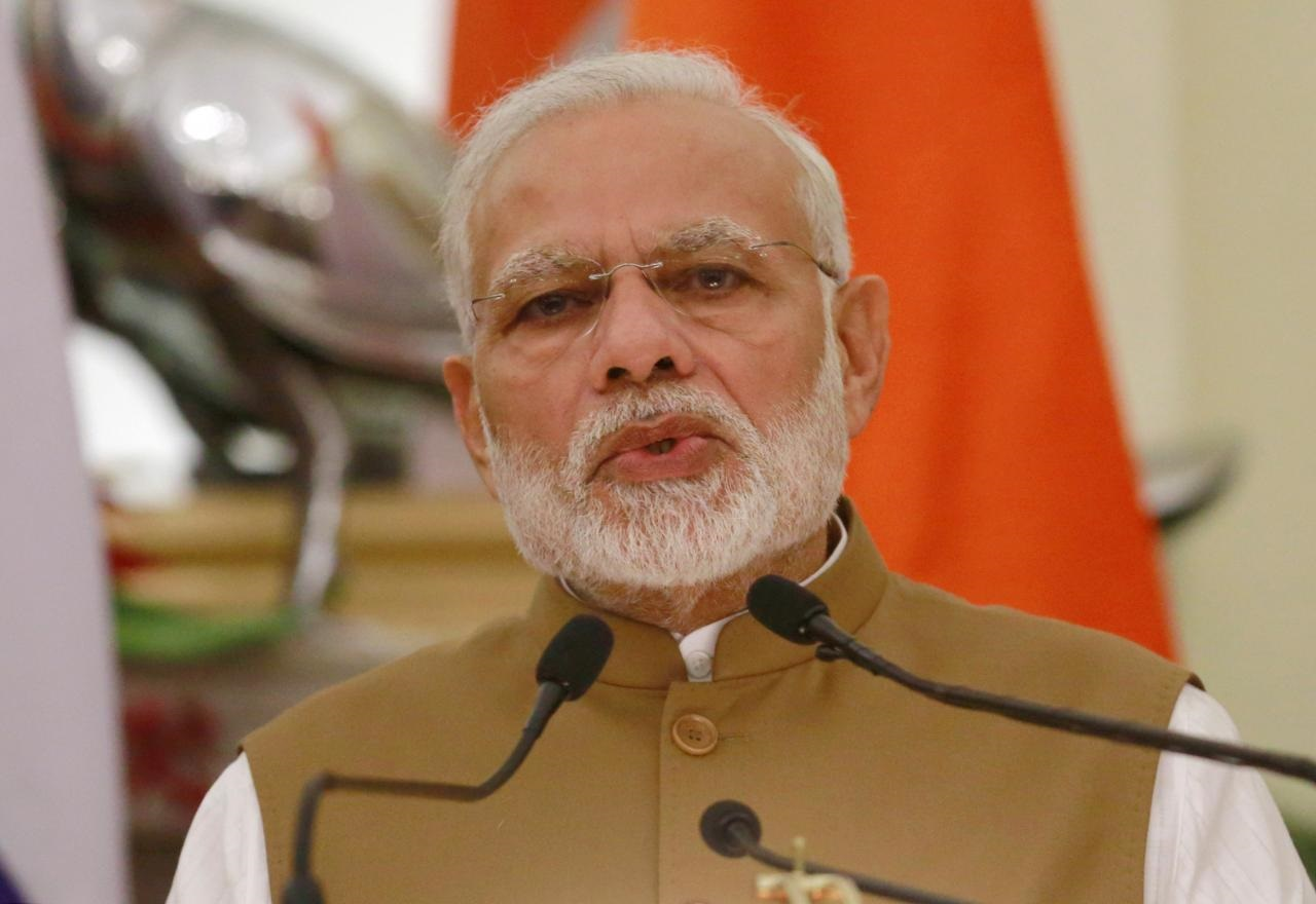 Modi's party wants expansionary economic policy ahead of India election