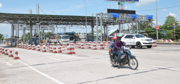 Notorious tollgate in southern Vietnam to reopen after Tet