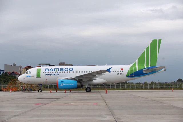 Start-up Bamboo Airways launches flights in crowded Vietnam market