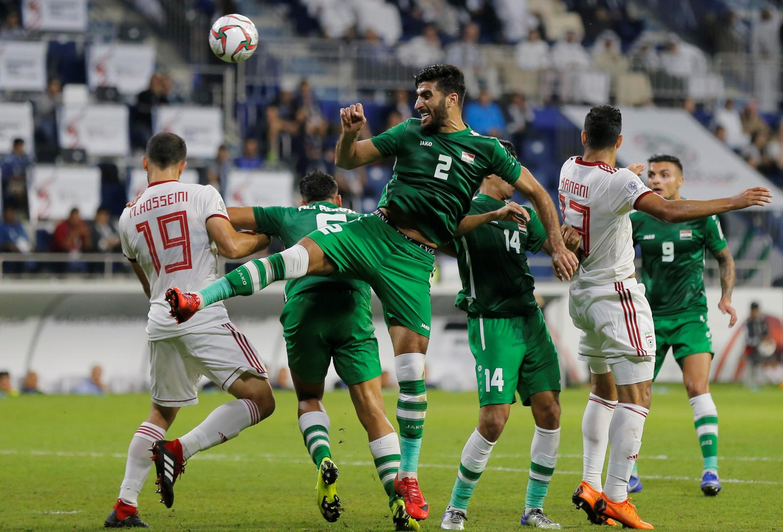Big guns primed as business end of Asian Cup gets underway