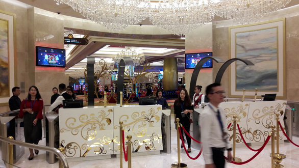 First casino allowed to serve local punters opens on Vietnam's Phu Quoc Island
