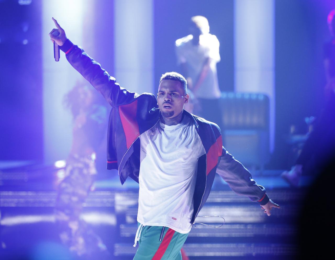Singer Chris Brown arrested in France on suspicion of rape: police source