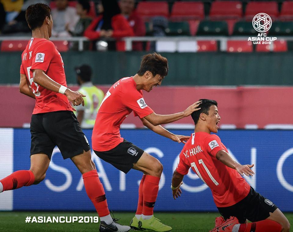 Extra-time winner takes Koreans past Bahrain