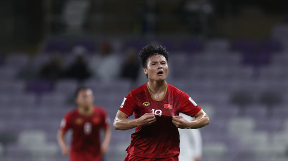 Vietnam's Quang Hai wins Best Group Stage Player, Best Group Stage Goal at Asian Cup