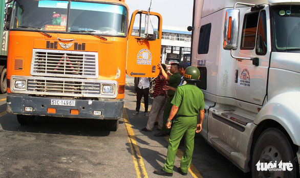 2 drivers found drugged as Ho Chi Minh City inspection enters second phase