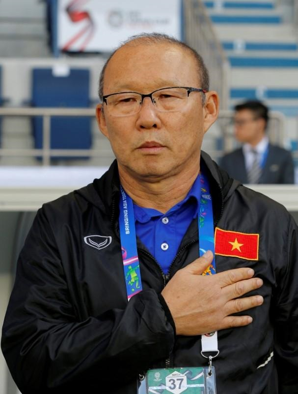Vietnam coach Park plots Japan upset at Asian Cup