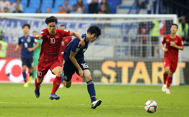 Japan's historic VAR penalty sinks Vietnam at Asian Cup