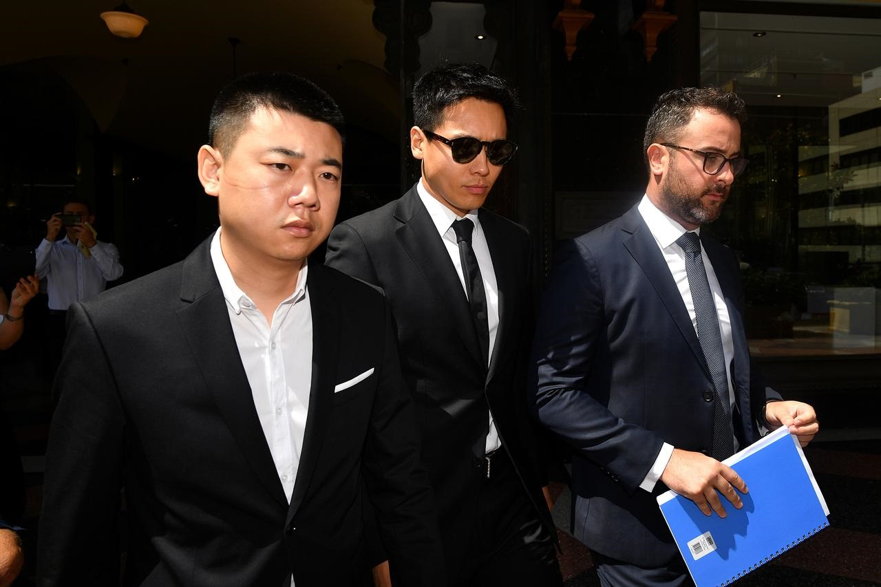 Chinese movie star pleads not guilty to sexual assault in Australia